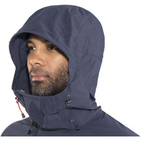 Mountain Equipment Squall Veste à capuche Homme, cosmos